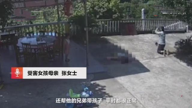 Người đàn ông cầm cuốc đập bé gái bất tỉnh rồi có hành động kỳ lạ, đoạn video ghi lại toàn bộ cảnh tượng khiến mọi người hoảng sợ - Ảnh 2