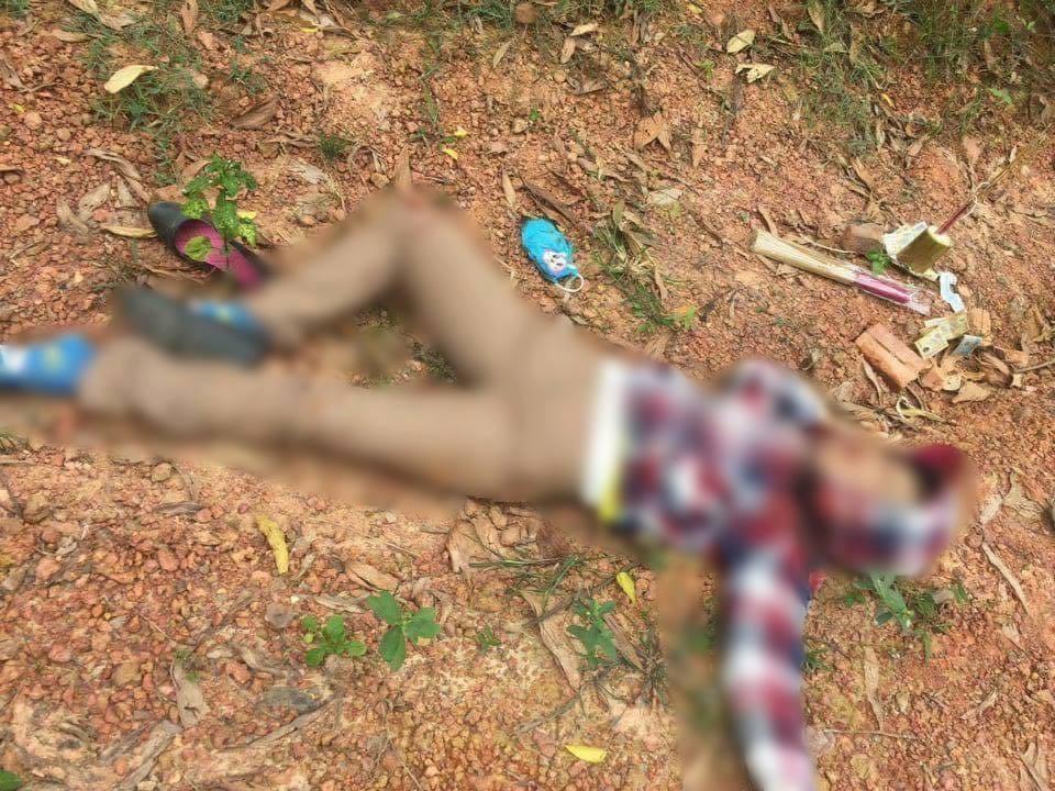 Vụ người phụ nữ chạy xe ôm bị sát hại ở Thái Nguyên: Camera ghi lại hình ảnh nạn nhân chở một nam thanh niên bịt kín mặt trước khi chết - Ảnh 1