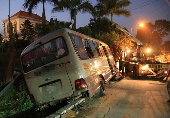 Chính thức khởi tố tai nạn khiến 2 bé gái tử vong gây xôn xao dư luận - Ảnh 1
