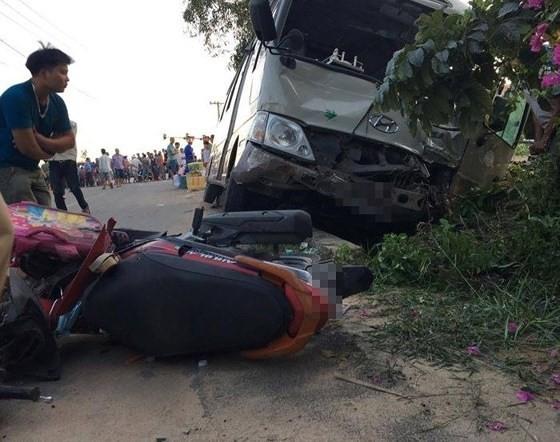 Chính thức khởi tố tai nạn khiến 2 bé gái tử vong gây xôn xao dư luận - Ảnh 2