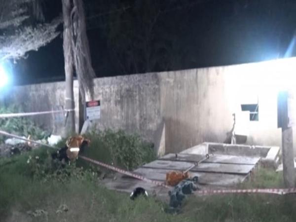 Ba người chết dưới hố vì ngạt khí gas