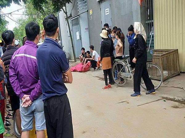 Bắc Giang: Phát hiện vợ cũ và trai lạ trong phòng trọ, chồng vác dao truy sát khiến 2 người thương vong