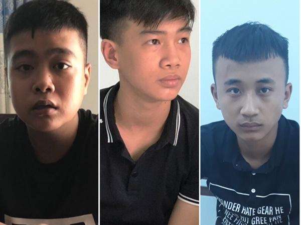 Băng cướp nhí dưới 16 tuổi cướp phải công an Đà Nẵng mật phục