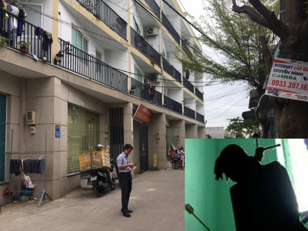 TP.HCM: Bàng hoàng phát hiện nam sinh viên năm cuối tử vong trong tư thế treo cổ, miệng dán băng keo