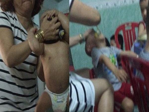 Công an tiết lộ thông tin bất ngờ về người quay clip bảo mẫu bạo hành trẻ em dã man ở Đà Nẵng