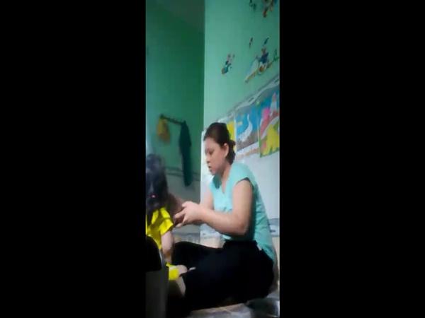Tạm giam bảo mẫu đánh trẻ dã man ở An Giang