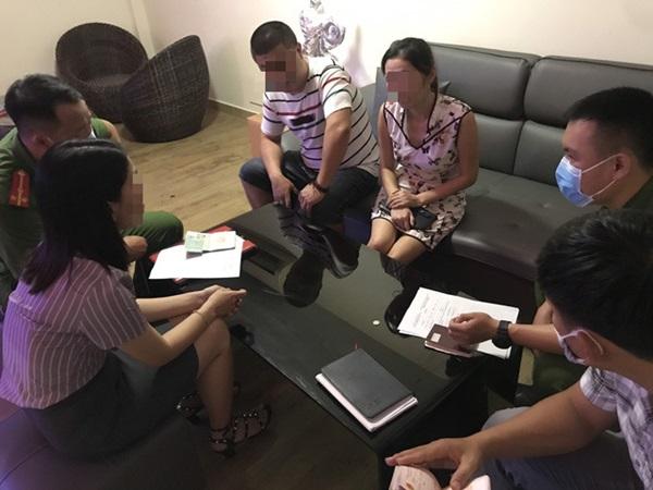 Bao nhiêu người Trung Quốc nhập cảnh trái phép bị Công an Đà Nẵng phát hiện?