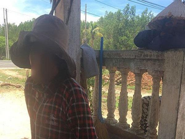 Bé trai bị chôn sống ở Bình Thuận: Mẹ nói chỉ đặt con xuống và cào đất phủ lên chứ không chôn