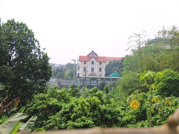 Biệt thự xây trái phép trên 2.000 m2 đất công của ông Kiều Văn Sang được cấp sổ đỏ?