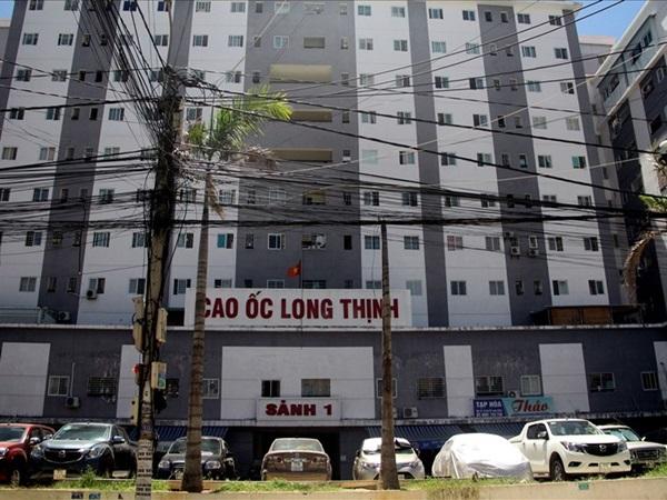 Bình Định: Ngăn việc sang nhượng trái phép chung cư thu nhập thấp