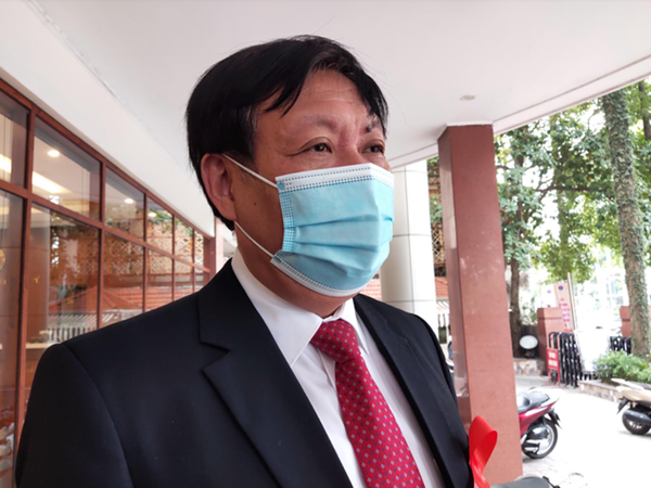 BN1342 lây nhiễm cho người khác tại khu cách ly: Người dân không nên quá hoang mang, lo lắng