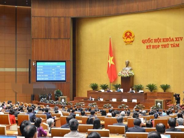 Quốc hội biểu quyết thông qua Bộ luật Lao động sửa đổi: Điều chỉnh tuổi nghỉ hưu
