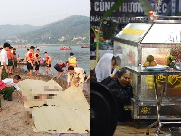 Vụ 8 học sinh đuối nước trên sông Đà: Lời kể ám ảnh của người sống sót