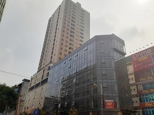Cao ốc 15 năm không xong, 'tranh' bán căn hộ: Cty ICC có vô can?