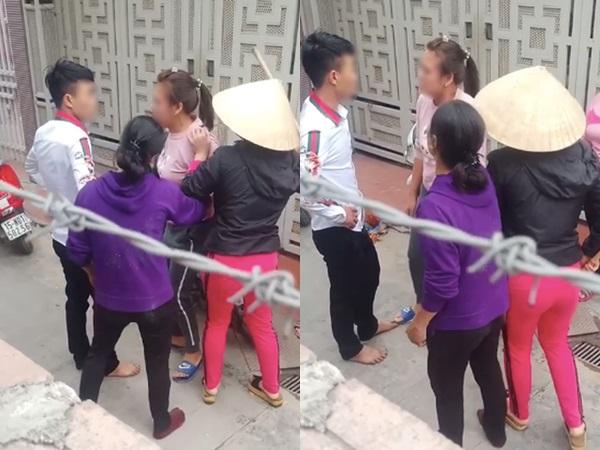 Bị bắt gặp đến nhà bồ nhí vào ngày Tết Dương lịch, chồng không ăn năn còn túm tóc, đánh vợ tới tấp