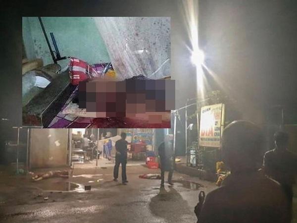 Đồng Nai: Chồng sát hại vợ, đâm hàng xóm bị thương sau cuộc điện thoại định mệnh
