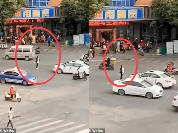 Clip: Cô gái chặn đầu xe hoa, la hét giữa đường, biết nguyên nhân đằng sau cư dân mạng vừa giận vừa thương