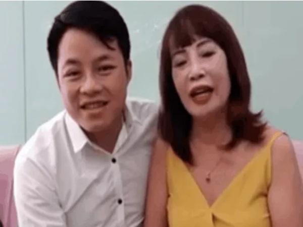 Cô dâu 62 tuổi bất ngờ thông báo có bầu trong livestream mới nhất
