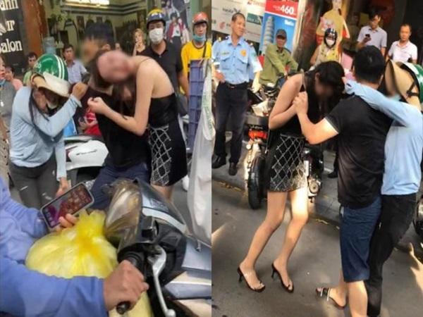 Công an vào cuộc điều tra vụ chồng chở bồ nhí trên xe Lexus LX 570