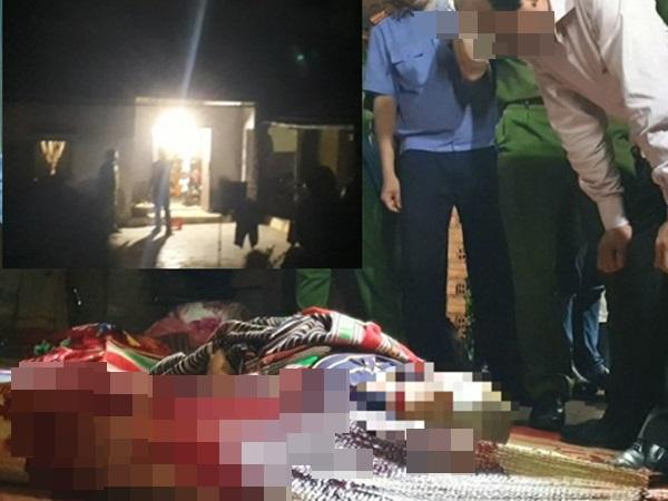 Nghệ An: Cụ ông 80 tuổi đâm chết con trai ngay trong bữa ăn