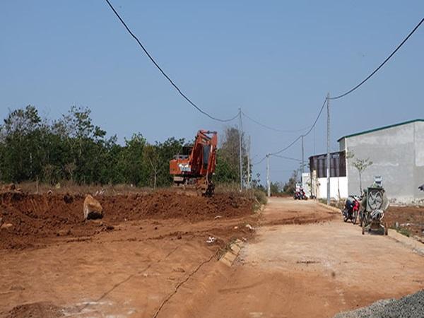 Đắk Lắk: Cấm mở đường để phân lô bán nền đất nông nghiệp