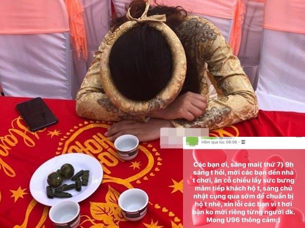 Đám cưới vắng tanh, cô dâu khóc lóc xin bạn bè đến dự: Hóa ra phạm phải 1 sai lầm nên bị quay lưng