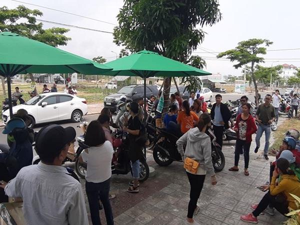 Dân vây dự án đòi sổ đỏ ở Quảng Nam: Ba bên vẫn tiếp tục đôi co