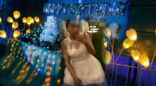 Gái xinh Cà Mau đặt tiệc sinh nhật 120 triệu, không có tiền trả vì chỉ 5 người đến dự