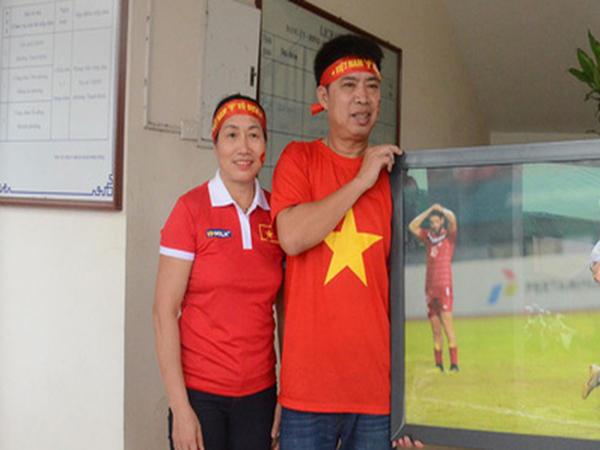 """Mẹ Văn Toàn chia sẻ sau trận thua của Olympic Việt Nam: """"Đấu với Hàn Quốc như vậy là quá xuất sắc rồi!"""""""