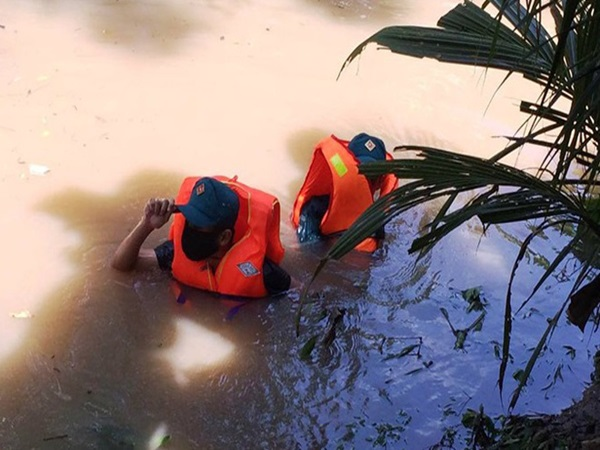 Đồng Nai: Tìm thấy thi thể người phụ nữ rơi xuống cống, bị nước cuốn trôi