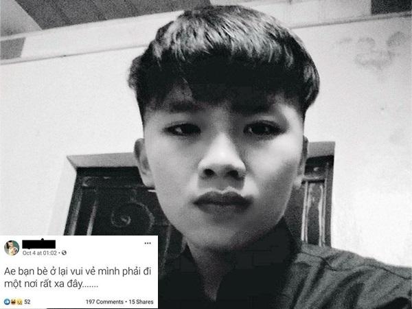 Dòng status ám ảnh của nam thanh niên 9x trước khi truy sát ba mẹ người yêu ở Quảng Ninh