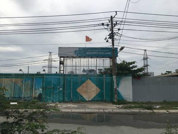 Đức Long Gia Lai đang chơi trò 'thoát xác' tại dự án ở Thành phố Hồ Chí Minh