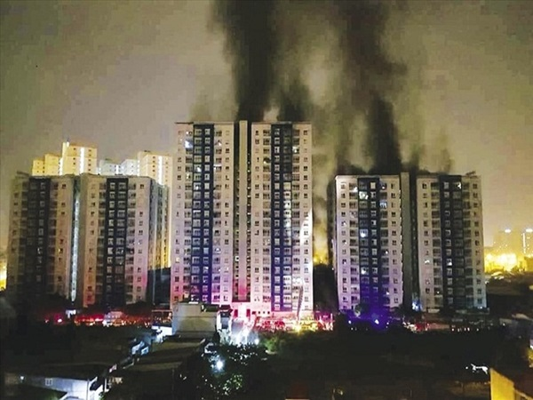 Gần 2.700 công trình đang sử dụng có nguy hiểm về cháy nổ