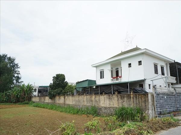 Nghệ An: Ngang nhiên xây dựng công trình không phép rồi xin hợp thức hóa