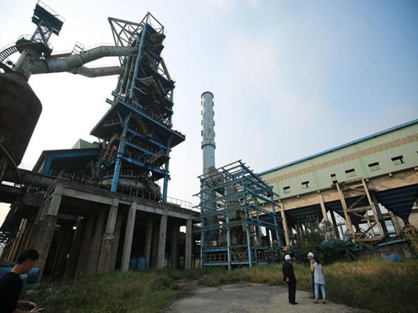Gang thép Thái Nguyên: 39 triệu USD nhập thiết bị Trung Quốc sai