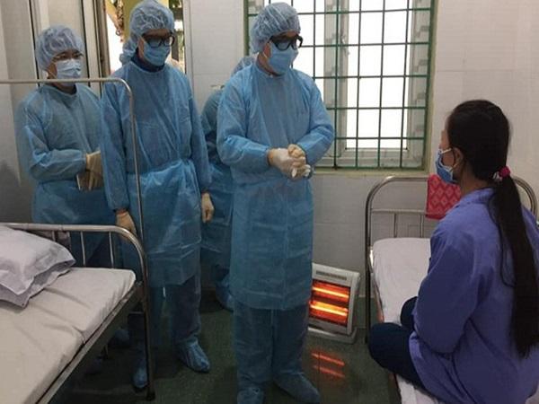Giám đốc Sở Y tế Vĩnh Phúc: Sức khỏe bé gái 3 tháng tuổi nhiễm virus Corona vẫn ổn định
