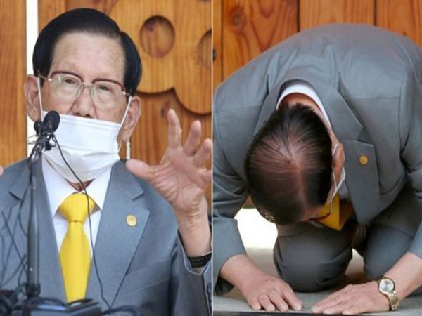"""Giáo chủ Tân Thiên Địa Lee Man Hee từ chối xét nghiệm Covid-19 công khai, nói không biết """"âm tính với virus nghĩa là gì"""""""
