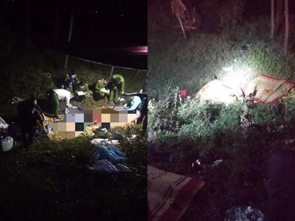 Hà Nội: Trên đường đi chùa về, hai vợ chồng cùng con gái gặp tai nạn tử vong thương tâm