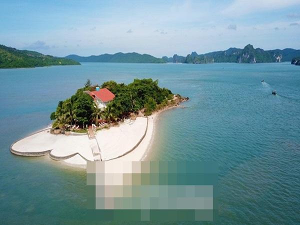"""Hàng loạt đảo trên vịnh Bái Tử Long bị biến thành biệt thự, """"đặc khu"""""""