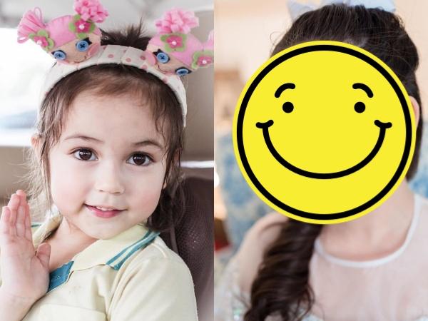 Hé lộ nhan sắc bé gái được mệnh danh 'xinh nhất Thái Lan' sau 6 năm: Khuôn mặt khác lạ, nhiều người không nhận ra