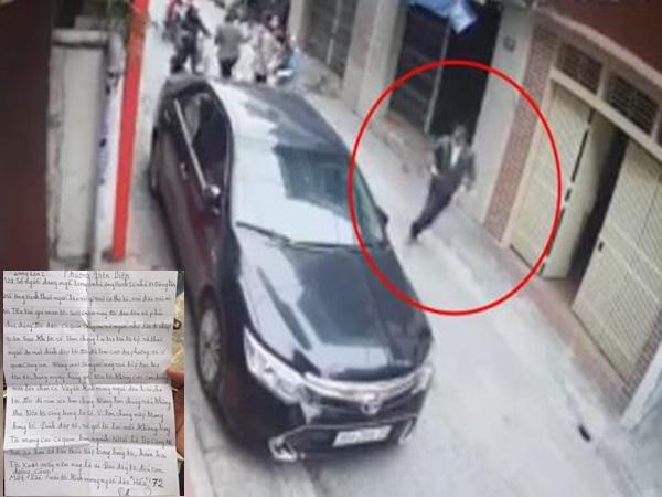 Hé lộ 'tâm thư' của gã đàn ông lao vào nhà đâm chết cụ bà hàng xóm 71 tuổi ở Thanh Hóa