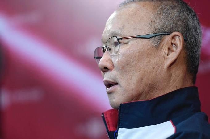 HLV Park Hang Seo rơi nước mắt nói về những đứa con U23 Việt Nam - Ảnh 1