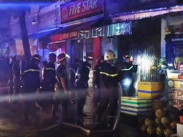 Hỏa hoạn lúc rạng sáng, 2 phụ nữ và 1 cháu bé tử vong thương tâm ở Sài Gòn