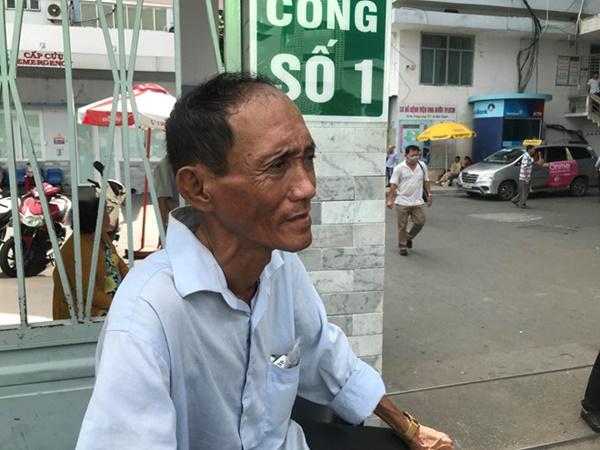 'Không ai đánh người phát cơm từ thiện ở Sài Gòn bao giờ'