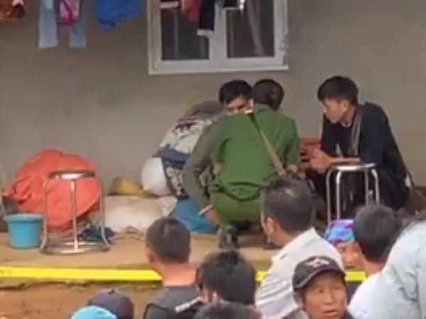 Lào Cai: Vợ bị sát hại, để lại chồng mù lòa cùng 3 đứa con nhỏ