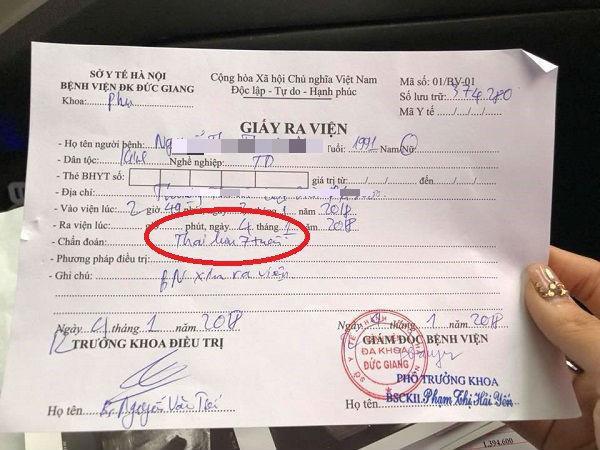 Hà Nội: Mẹ 9X suýt mất con vì bác sĩ khẳng định thai chết lưu cho đi hút, sang viện khác khám thai vẫn bình thường - Ảnh 1