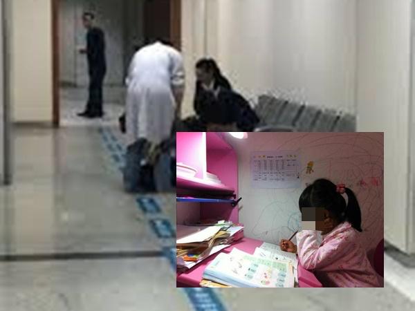 Mẹ đau lòng phát hiện con gái 8 tuổi tử vong bên bàn học cùng lời nhắn: 'Con mệt quá. Con ngủ một lát mẹ nhé'