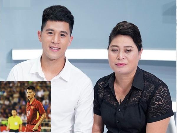Mẹ Đình Trọng tiết lộ nỗi sợ của con trai trên sân: 'Con không sợ đối thủ mạnh, chỉ sợ quần áo thi đấu không sơ vin được thôi'