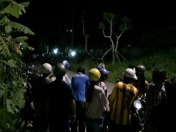 Nam thanh niên tử vong trong đám cỏ gần khu nhà ở sinh viên