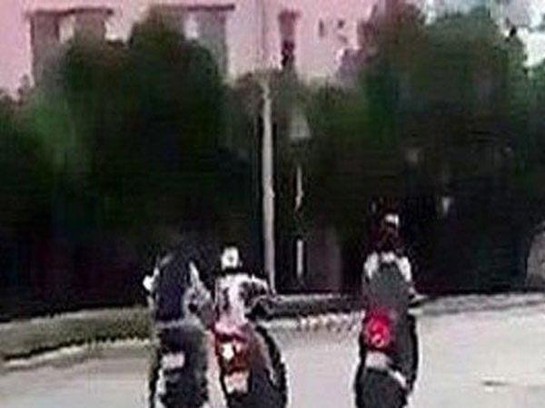 Nam thanh niên vờ chạy thử xe máy, phóng đi luôn không trả tiền